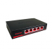 5-port 2.5GBase-T Unmanaged Switch