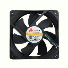 Two Ball Axial FAN (120x120x25mm)