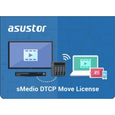 sMedio DTCP Move License (only for Japan)